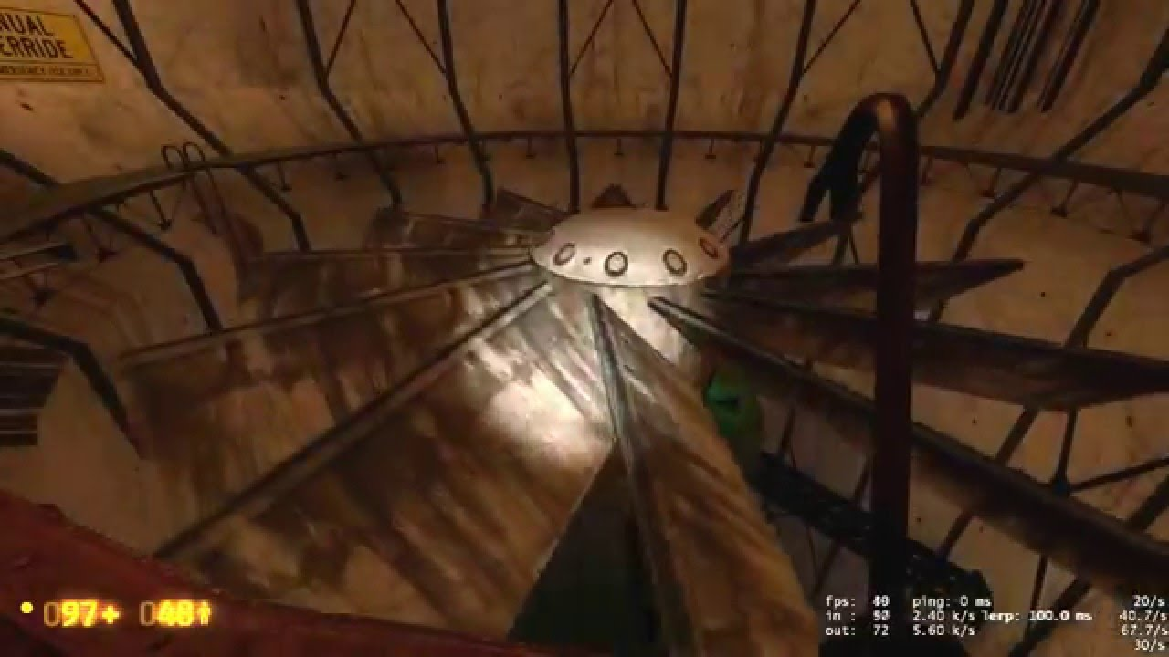 Black Mesa: Source - Crash