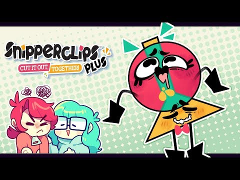 TOO DEEP!! ABORT!! ABORT!! / Snipperclips Plus / Jaltoid Games