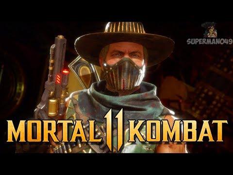 "The BEST Character In MK11! - Mortal Kombat 11: ""Erron Black"" Gameplay"