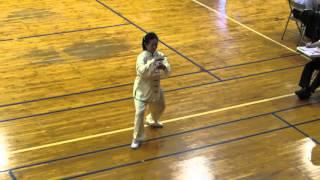 2015總統盃太極拳37式B組冠軍徐佩玲