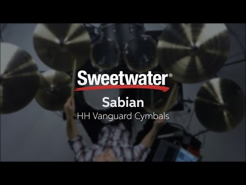 Sabian HH Vangaurd Cymbals Review by Sweetwater