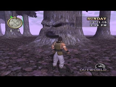 Mortal Kombat: Deception - Konquest - Part 5: Outworld - YouTube