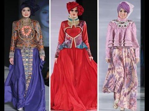 30 Koleksi Model Busana Muslim Terbaru 2015 Dian Pelangi