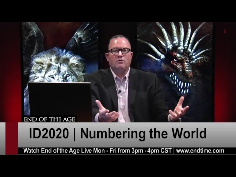 ID2020 | Irvin Baxter | End of the Age LIVE STREAM