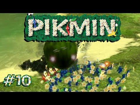 Pikmin - 10 - Extinction