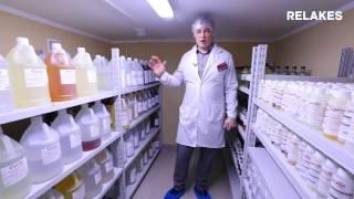 RELAKES. Как производятся жидкости?(, 2016-12-05T16:26:24.000Z)