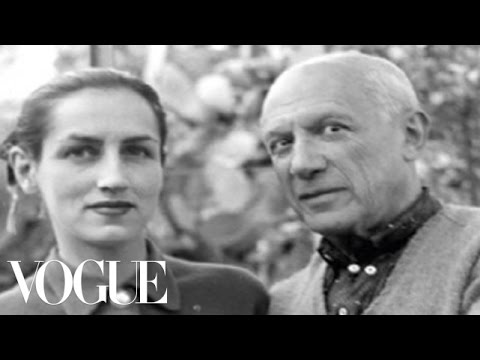 The Jewelry Designs of Pablo Picasso's Daughter Paloma