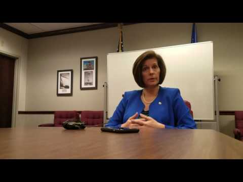 Sen. Catherine Cortez Masto on repealing the ACA, immigration and energy