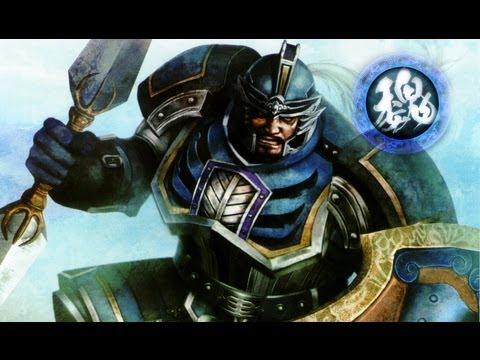Dynasty Warriors 8 - Cao Ren 5th Weapon Talon Wall Unlock Guide