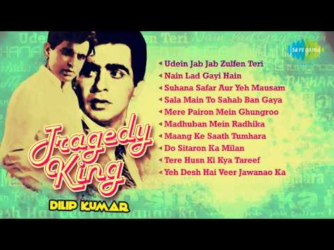 Best Of Songs Dilip Kumar - Old Hindi Songs - Bollywood Legend Actor