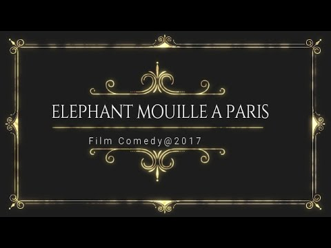 ELEPHANT MOUILLE A PARIS - EPISODE 1 | COMEDY FILMS BENIN