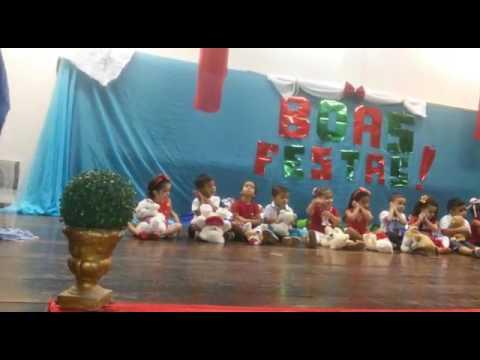 apresentação de natal alunos do infantil 2 e 3 youtubeapresentação de natal alunos do infantil 2 e 3