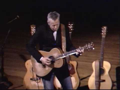 "Tommy Emmanuel - ""Blue Moon"" live at Troy Savings Bank Music Hall 2-20-10"