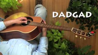 Left-Handed Guitar Lessons for Beginners: How to Sound Good Fast with DADGAD Tuning by Alan Dworsky