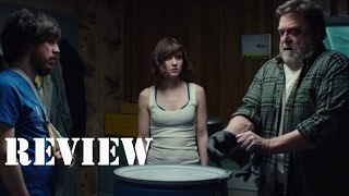 THE MOVIE ADDICT REVIEWS 10 Cloverfield Lane (2016) NON SPOILER