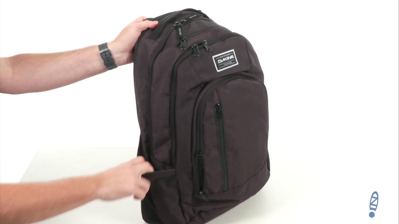 Dakine 101 Backpack 29L SKU:8882000 - YouTube
