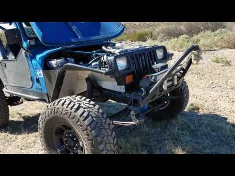 "Jeep YJ Build: 102"" wheel base."