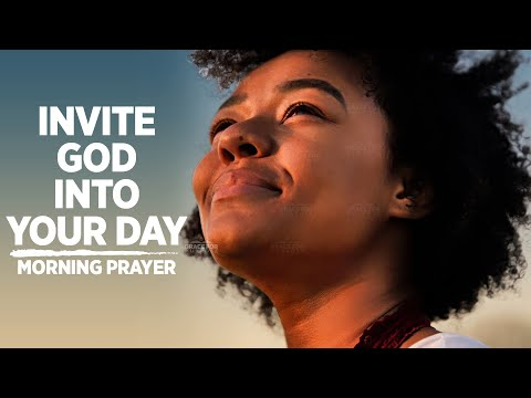 Put God At The Centre Of Your Day   A Morning Prayer To Start Your Day