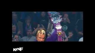 KoF 2013 Jeff Hardy Titantron (Another Me)