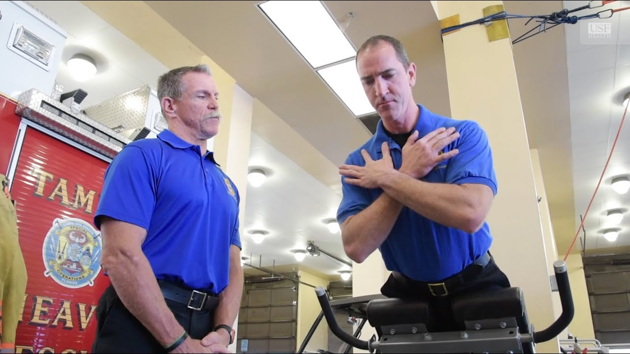 USF Physical Therapy launches $1.3M study to help prevent ...