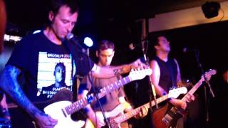 Leftover Crack - Life Is Pain - Live @ Bar Loose Helsinki 18.7.2013