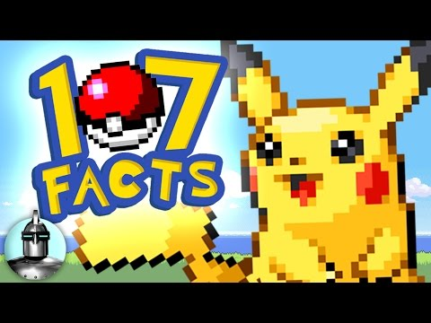 107 Pokemon Game Facts that YOU Should Know! | The Leaderboard