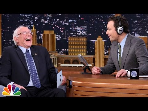 The Whisper Challenge with Bernie Sanders
