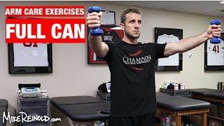 Full Can Exercise - Arm Care Shoulder Program