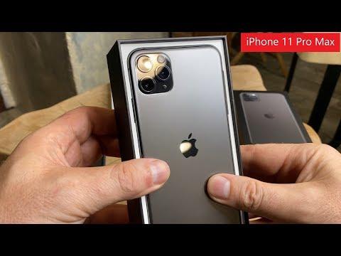 Обзор iPhone 11 Pro Max. #1 Вступление.