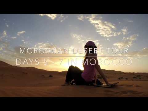 Morocco: Part 2 - Fez to Merzouga (Days 5 - 7)