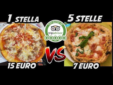 MIGLIOR PIZZA VS PEGGIOR PIZZA DI MILANO