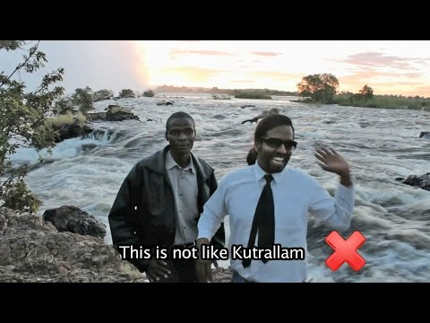 How to Speak Nyanja: Wilbur in Zambia (Victoria Falls)