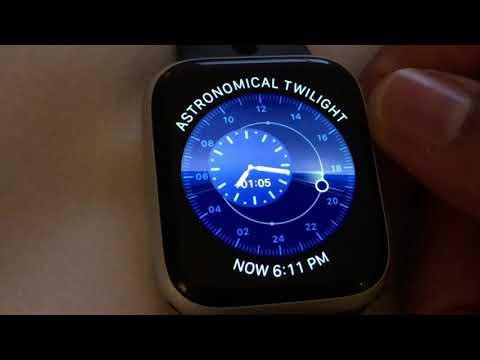 Apple Watch - Solar Dial