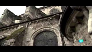 GIGANTES DEL GOTICO   Construccion de una Catedral en la Edad Media