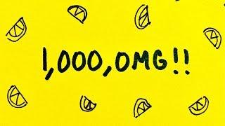 1 Million Sea Subs & Life Update   Sea Lemon...