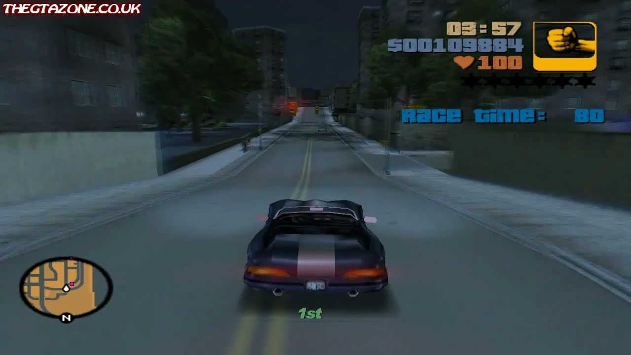 Grand Theft Auto 3 - Mission #17 - Turismo - YouTube