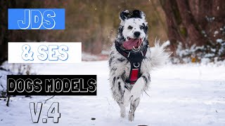 🐶 JUNIH DOG STORE & SES DOGS MODELS V.4 😍