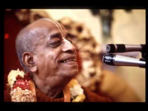 Strong in Body, Strong in Mind, Strong in Determination - Prabhupada 0195