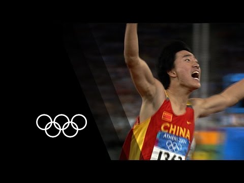 Top 3 Fastest Olympic 110m Hurdlers