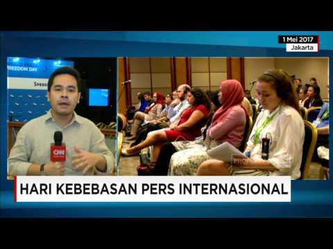 "Indonesia Tuan Rumah ""World Press Freedom Day 2017"""