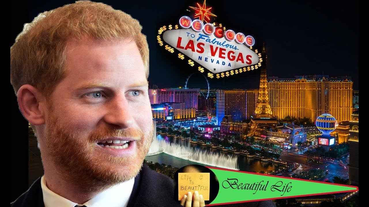 Prince Harry Racked Up $38,000 Bill During Naked Las Vegas