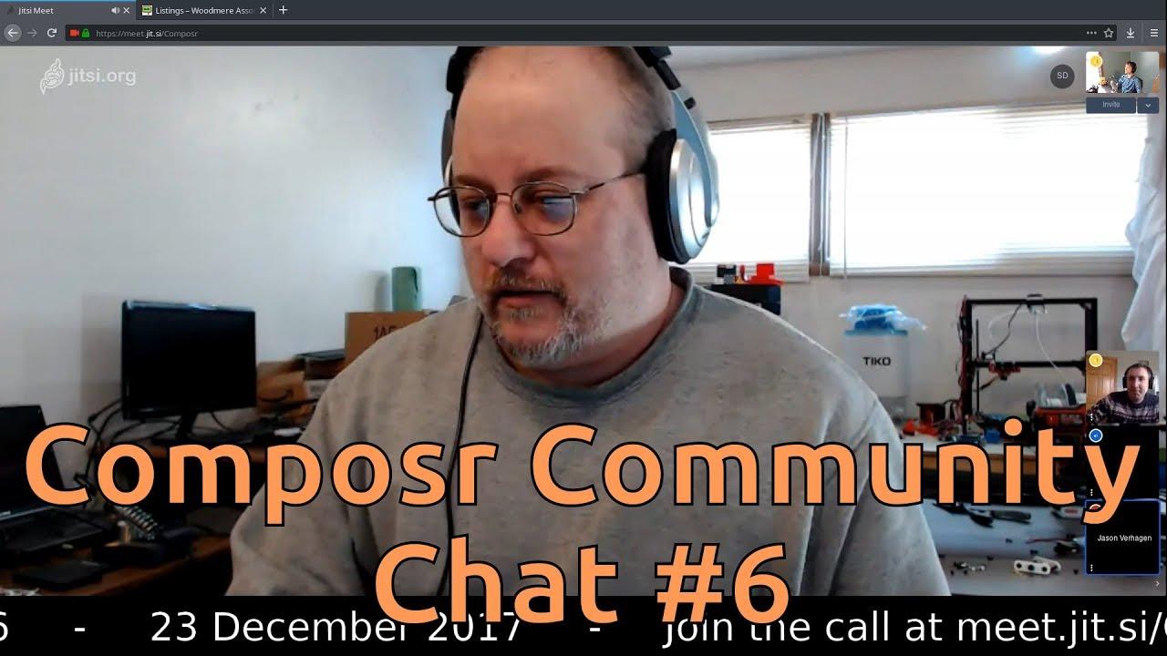 Composr Community Chat #6
