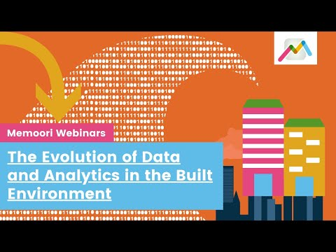 The Evolution Of Data And Analytics In The Built Environment