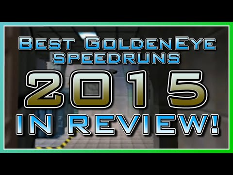 [GoldenEye 007] The Year 2015 in Review