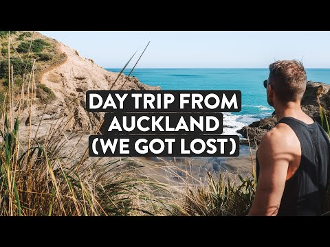 New Zealand Lockdown Level 2 (We're Free!) | Beach Walk At Piha Surf Beach