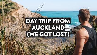 New Zealand Lockdown Level 2 (We're Free!) | Beach Walk At Piha Surf Beach