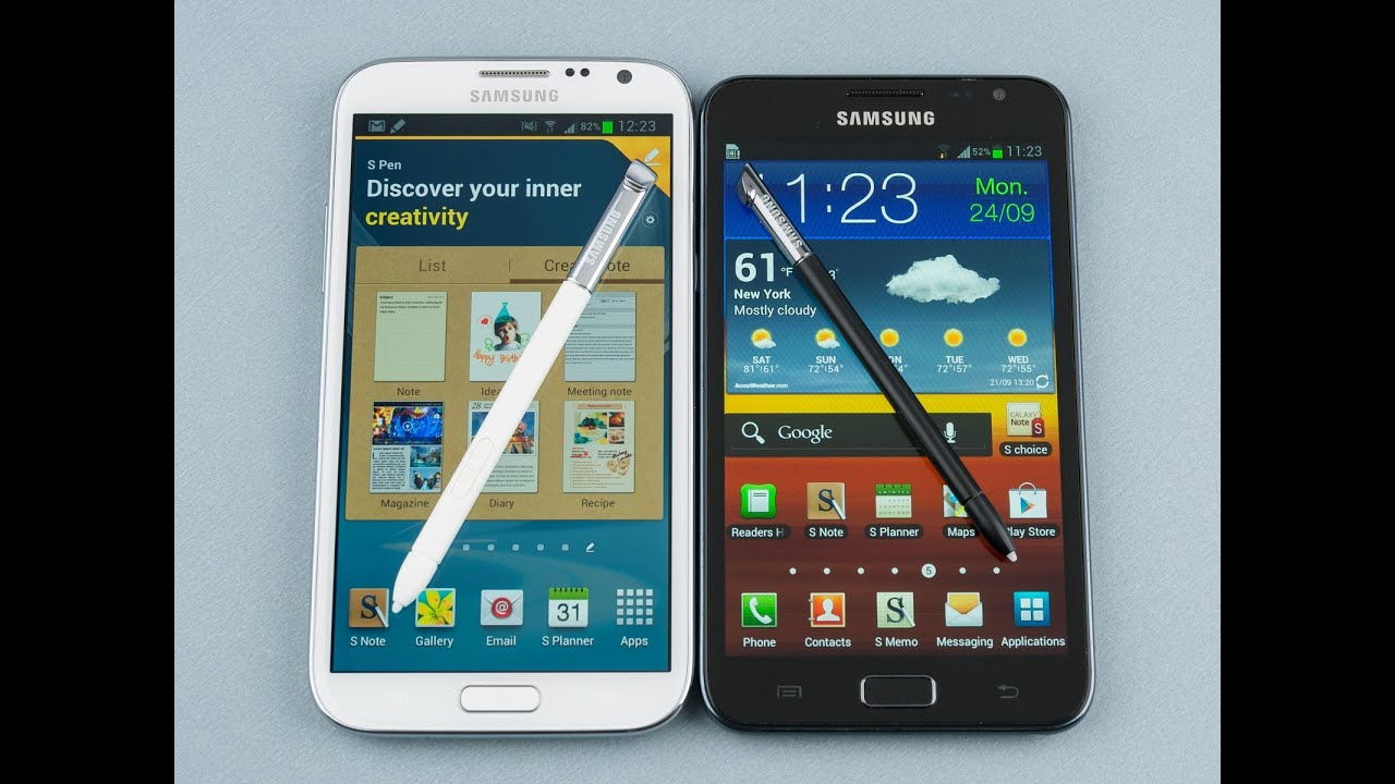 Samsung Galaxy Note 1 Akku