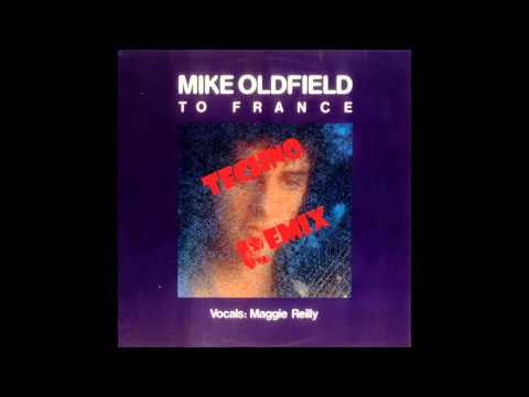Mike Oldfield & Maggie Reilly - To France (Techno Remix)