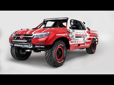 Race Vehicle » Honda Off-Road