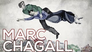 Marc Chagall: A collection of 227 works (HD)